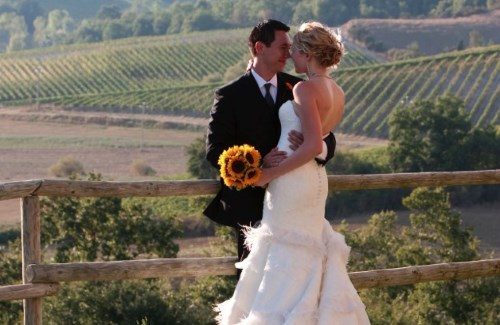 Tuscan - Countryside wedding