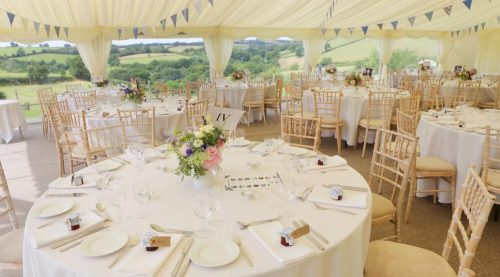 Lantallack Wedding venue can be exclusively yours for an entire weekend